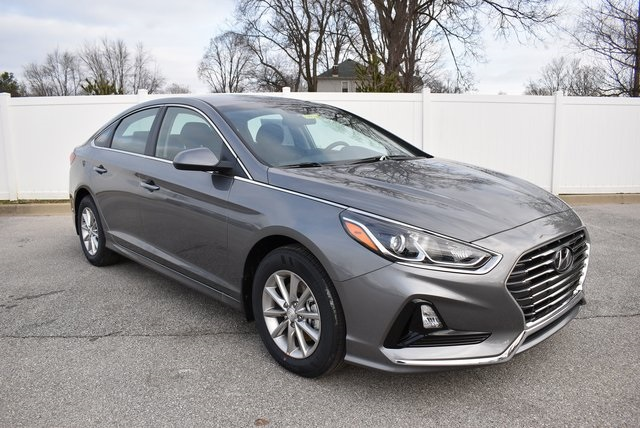 Hyundai Of Louisville >> New 2019 Hyundai Sonata Se 4d Sedan In Louisville 8h19231 Hyundai