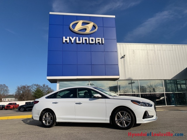 Hyundai Of Louisville >> Pre Owned 2018 Hyundai Sonata Sel 4d Sedan In Louisville 8h17428a