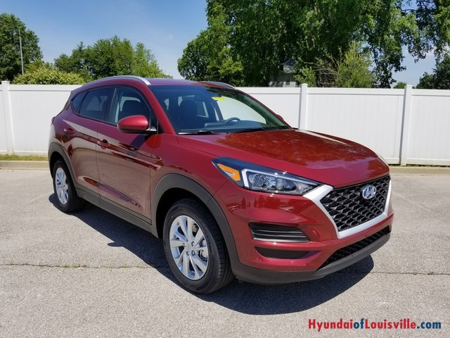 Hyundai Of Louisville >> New 2019 Hyundai Tucson Value 4d Sport Utility In Louisville