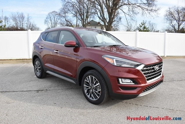Hyundai Of Louisville >> New 2019 Hyundai Tucson Limited 4d Sport Utility In Louisville