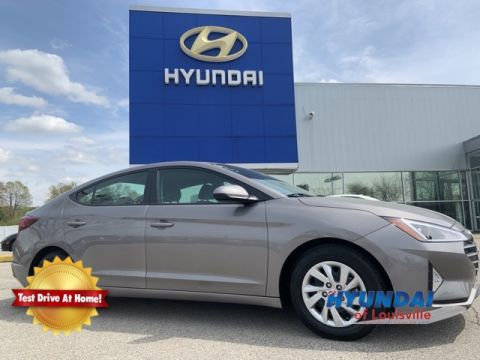 Pre-Owned 2020 Hyundai Elantra SE FWD 4D Sedan